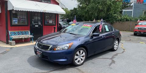 2010 Honda Accord for sale at Super Auto Group in Somerville NJ