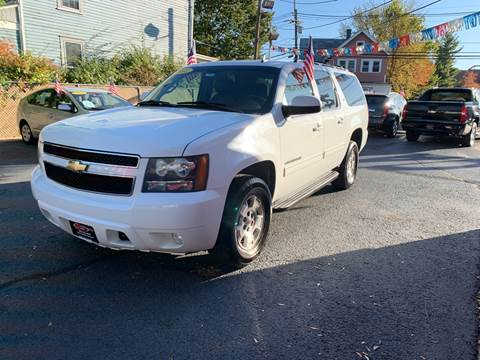 2011 Chevrolet Suburban for sale at Super Auto Group in Somerville NJ
