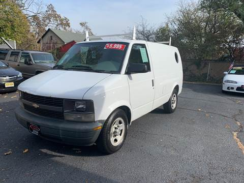 2005 Chevrolet Astro Cargo for sale at Super Auto Group in Somerville NJ