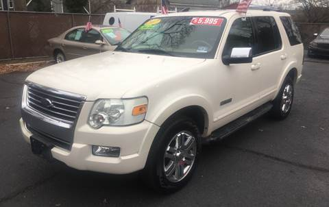2007 Ford Explorer for sale at Super Auto Group in Somerville NJ