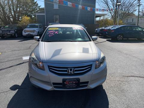 2011 Honda Accord for sale at Super Auto Group in Somerville NJ