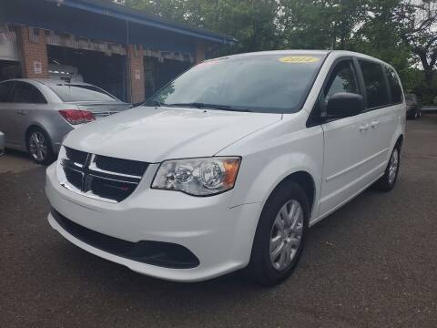 2014 Dodge Grand Caravan for sale at Super Auto Group in Somerville NJ