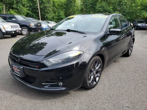 2015 Dodge Dart for sale at Super Auto Group in Somerville NJ