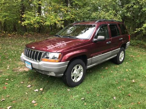 2000 Jeep Grand Cherokee for sale in Cambridge, MN
