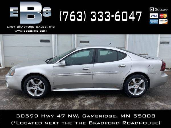 2006 Pontiac Grand Prix 4dr Sedan - Cambridge MN