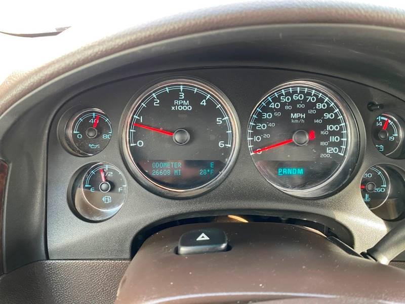 2013 GMC Sierra 1500 AWD Denali 4dr Crew Cab 5.8 ft. SB - Cambridge MN
