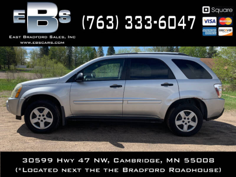 2005 Chevrolet Equinox AWD LS 4dr SUV - Cambridge MN