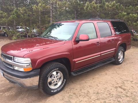 2002 Chevrolet Suburban For Sale Carsforsale Com