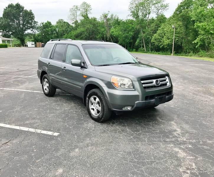 2008 Honda Pilot for sale at E & S MOTORS in Imperial MO
