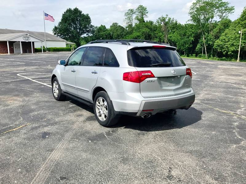 2008 Acura MDX for sale at E & S MOTORS in Imperial MO