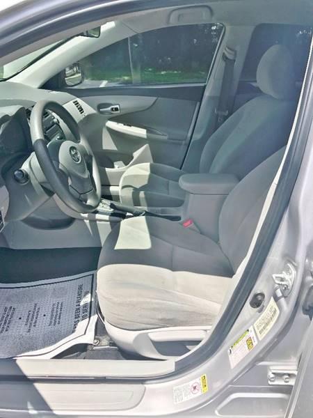 2010 Toyota Corolla for sale at E & S MOTORS in Imperial MO