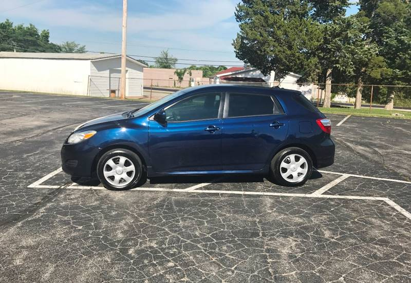 2010 Toyota Matrix for sale at E & S MOTORS in Imperial MO