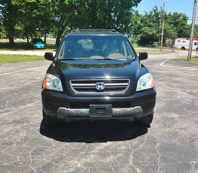 2004 Honda Pilot for sale at E & S MOTORS in Imperial MO