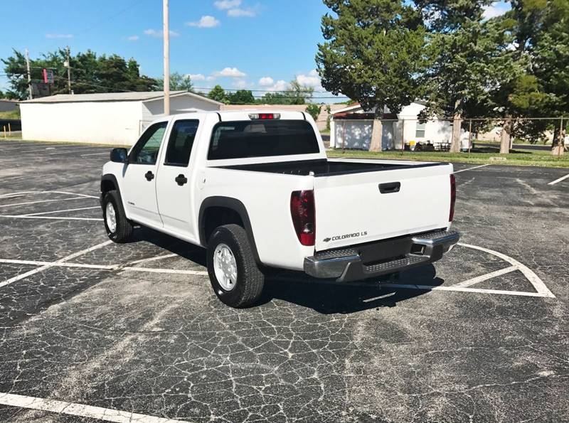 2004 Chevrolet Colorado for sale at E & S MOTORS in Imperial MO