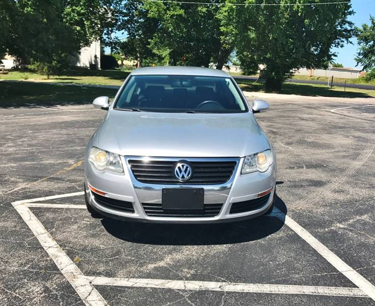 2006 Volkswagen Passat for sale at E & S MOTORS in Imperial MO