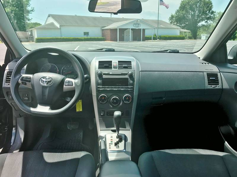 2011 Toyota Corolla for sale at E & S MOTORS in Imperial MO
