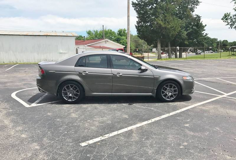 2008 Acura TL for sale at E & S MOTORS in Imperial MO