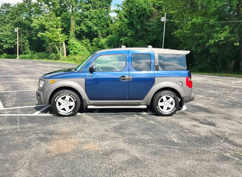 2003 Honda Element for sale at E & S MOTORS in Imperial MO