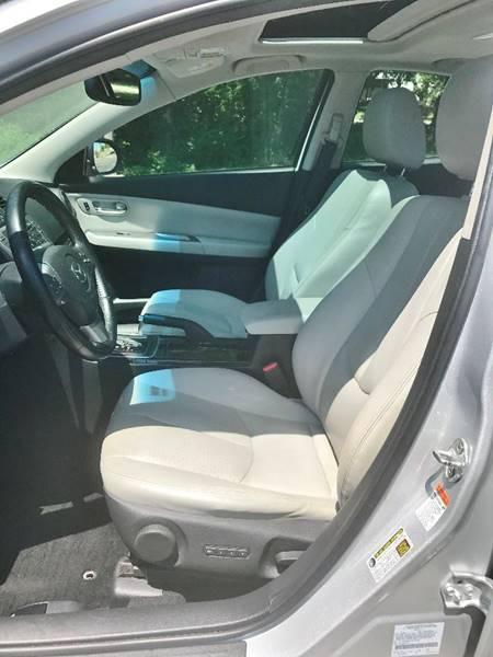 2009 Mazda MAZDA6 for sale at E & S MOTORS in Imperial MO