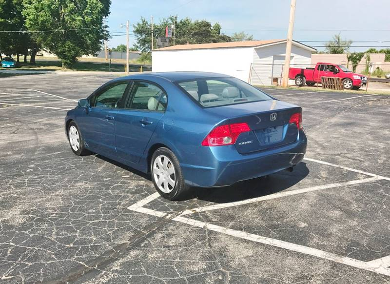 2008 Honda Civic for sale at E & S MOTORS in Imperial MO