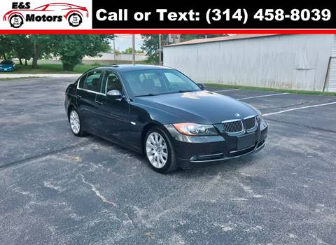 2006 BMW 3 Series for sale at E & S MOTORS in Imperial MO