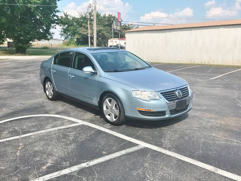 2008 Volkswagen Passat for sale at E & S MOTORS in Imperial MO
