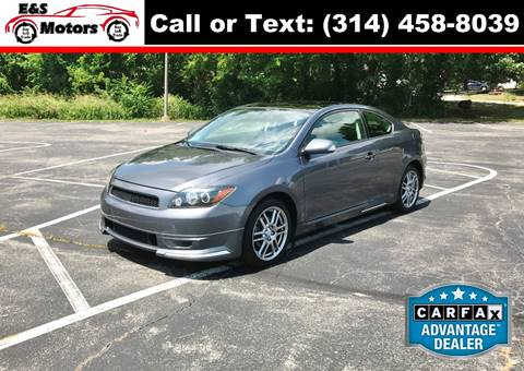 2008 Scion tC for sale at E & S MOTORS in Imperial MO