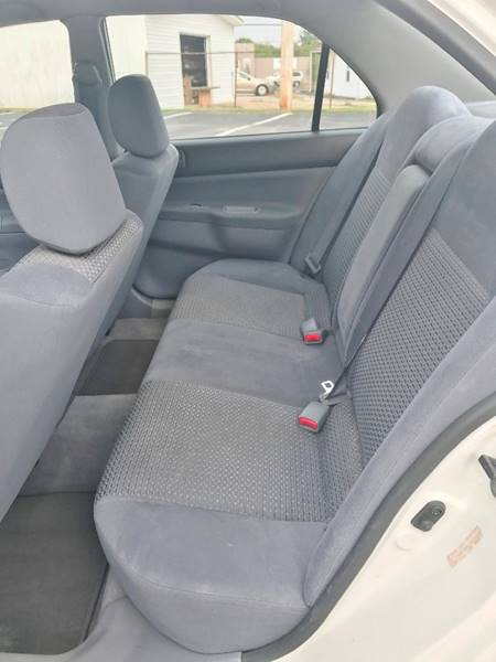 2003 Mitsubishi Lancer for sale at E & S MOTORS in Imperial MO