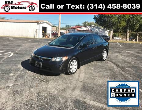 2008 Honda Civic for sale in Imperial, MO