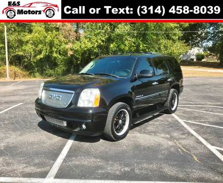 2007 GMC Yukon for sale at E & S MOTORS in Imperial MO