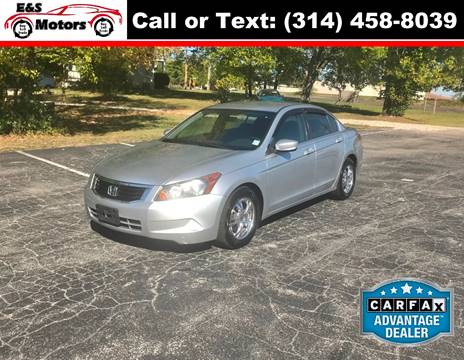 2008 Honda Accord for sale in Imperial, MO
