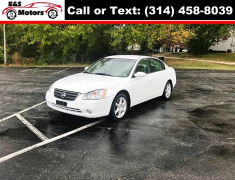 2003 Nissan Altima for sale in Imperial, MO