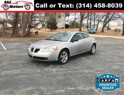 2008 Pontiac G6 for sale in Imperial, MO
