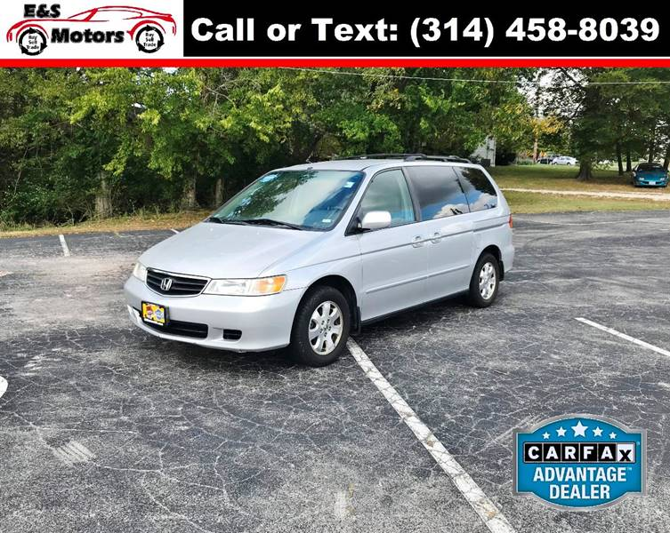 2003 Honda Odyssey For Sale At E U0026 S MOTORS In Imperial MO