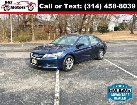 2014 Honda Accord for sale in Imperial, MO