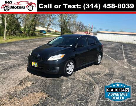 2009 Toyota Matrix for sale in Imperial, MO