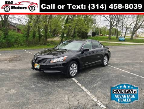 2009 Honda Accord for sale in Imperial, MO
