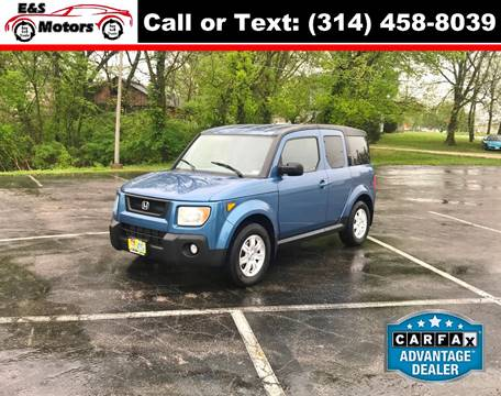 2006 Honda Element for sale in Imperial, MO