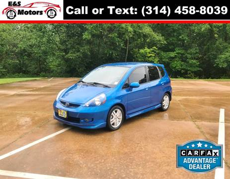 2007 Honda Fit for sale in Imperial, MO