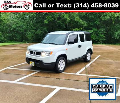 2010 Honda Element for sale in Imperial, MO