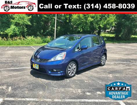 2012 Honda Fit for sale in Imperial, MO