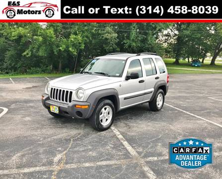 2004 Jeep Liberty for sale in Imperial, MO