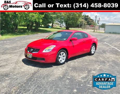 2009 Nissan Altima for sale in Imperial, MO