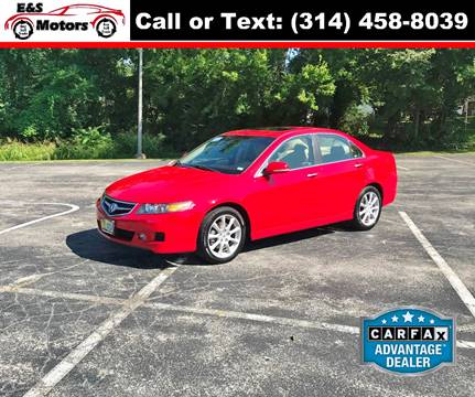 2006 Acura TSX for sale in Imperial, MO