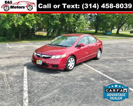 2010 Honda Civic for sale in Imperial, MO