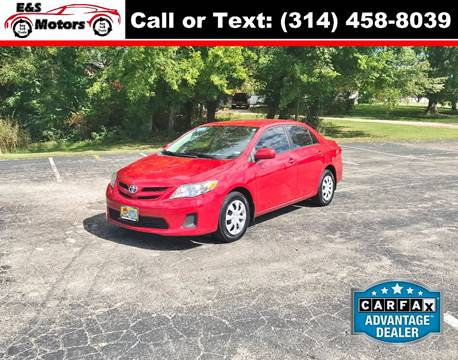 2011 Toyota Corolla for sale in Imperial, MO