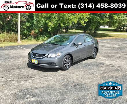 2013 Honda Civic for sale in Imperial, MO