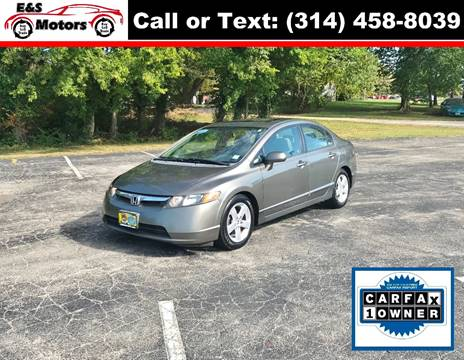 2007 Honda Civic for sale in Imperial, MO