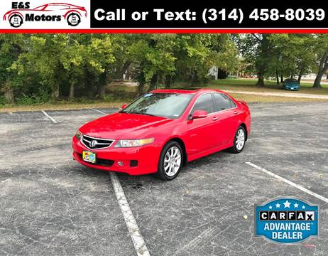 2007 Acura TSX for sale in Imperial, MO