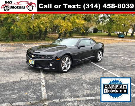 2013 Chevrolet Camaro for sale in Imperial, MO